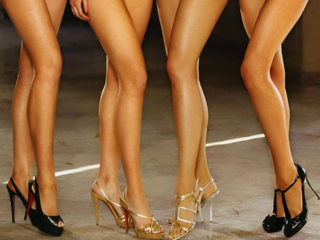 Красивые фото женские ножки